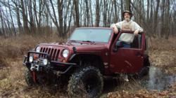 4 Wheel Parts Jeep accessories Pro Comp wheels protective accessories