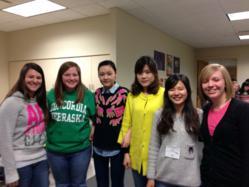 Concordia University, Nebraska hosts group from Nantong University, China