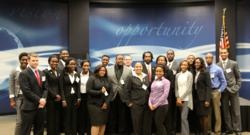 ACN Corporate Shadow Day At World Headquarters