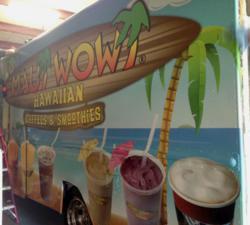 Maui Wowi Food Truck