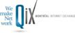 QIX Launches in Cologix's 1250 Rene Levesque Data Center