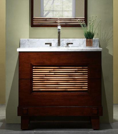 Zen Bathroom Vanities homethangs introduces a guide to asian inspired bathroom