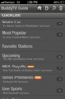 NBA Playoffs Quick List: BuddyTV Guide App Makes the Playoffs Personal...