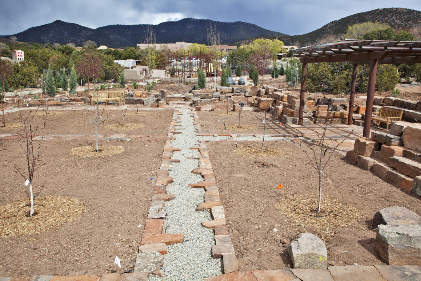 Santa Fe Botanical Garden Announces Grand Opening In July