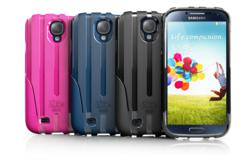 iSkin unveils the exo case for the Samsung Galaxy S4 with unparalleled design and protection
