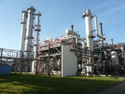 Methanol Production Plant