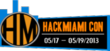 Hackers Unmask the White Hat Underground at HackMiami 2013 Conference...