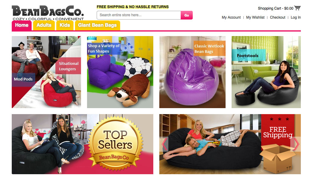 Bean Bags Co Announces Huge Memorial Day Sale On Bag Chairs