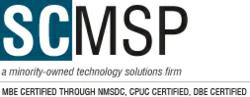 SCMSP - a minority-owned business technology solutions firm.
