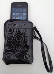 Circles Luxury Cell Phone Wallet