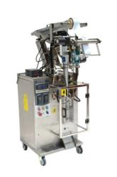The new machine is known as a volumetric form fill and seal
