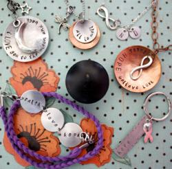 Customize and Personalize your Hand Stamped Jewelry