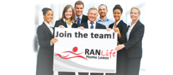 Ranlife home loans, employment, join the team, benefits, work for us.