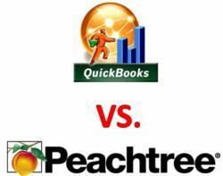 QuickBooks vs Peachtree