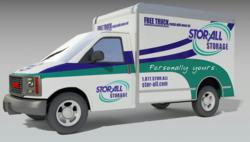 Stor-All Moving Truck