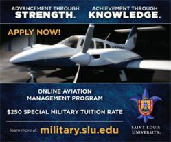 Online Aviation Management Bachelor's Degree at Saint Louis University