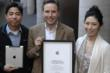 The Wharton Executive MBA iPad Project Named Apple Distinguished...