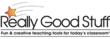 Really Good Stuff® is an award-winning teacher supplies retailer located in Monroe, Connecticut.