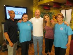 Face2Face Gym on The Balancing Act's Mission Makeover series