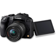 Panasonic Lumix DMC-G6 Digital Camera with 14-42mm Lens and LCD