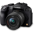 Panasonic Lumix DMC-G6 Digital Camera with 14-42mm Lens