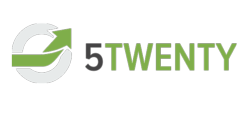 New 5twenty logo