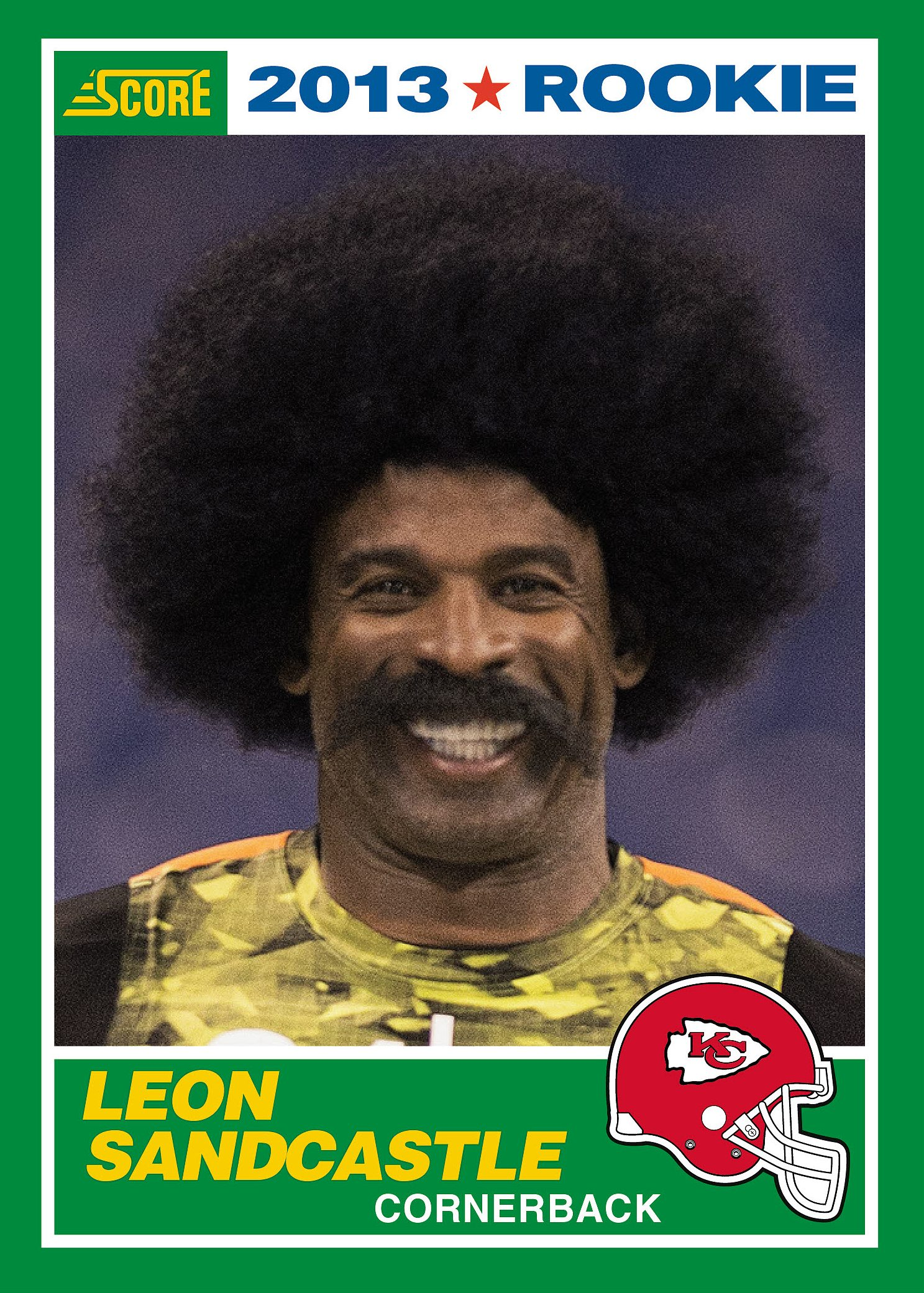Panini America to Produce Leon Sandcastle Rookie Cards for