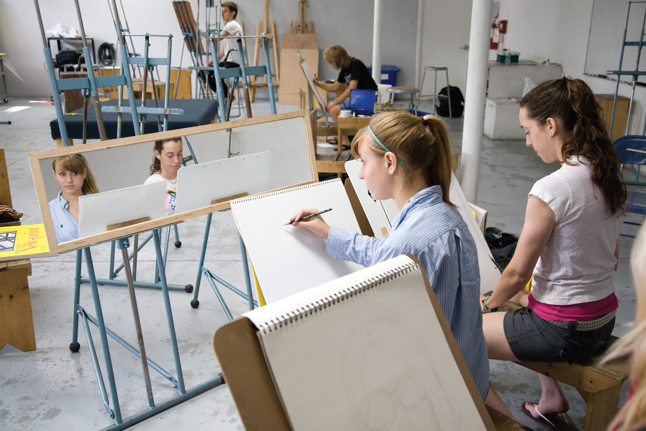 Art classes for teens texas