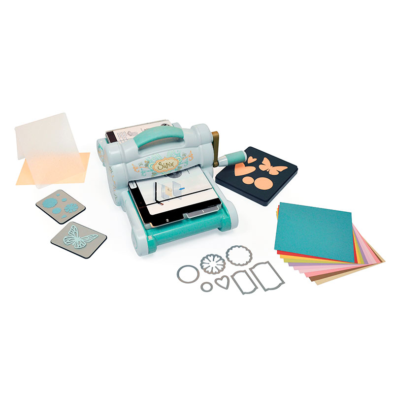Arts crafts leader sizzix releases new look big shot die for Craft die cutting machine