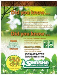 Senske Lawn & Tree Pruning