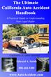 California Auto Accident Attorney Provides Kindle Book to Consumers