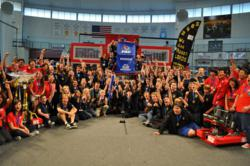 Inland Empire FIRST Robotics Winners 2013