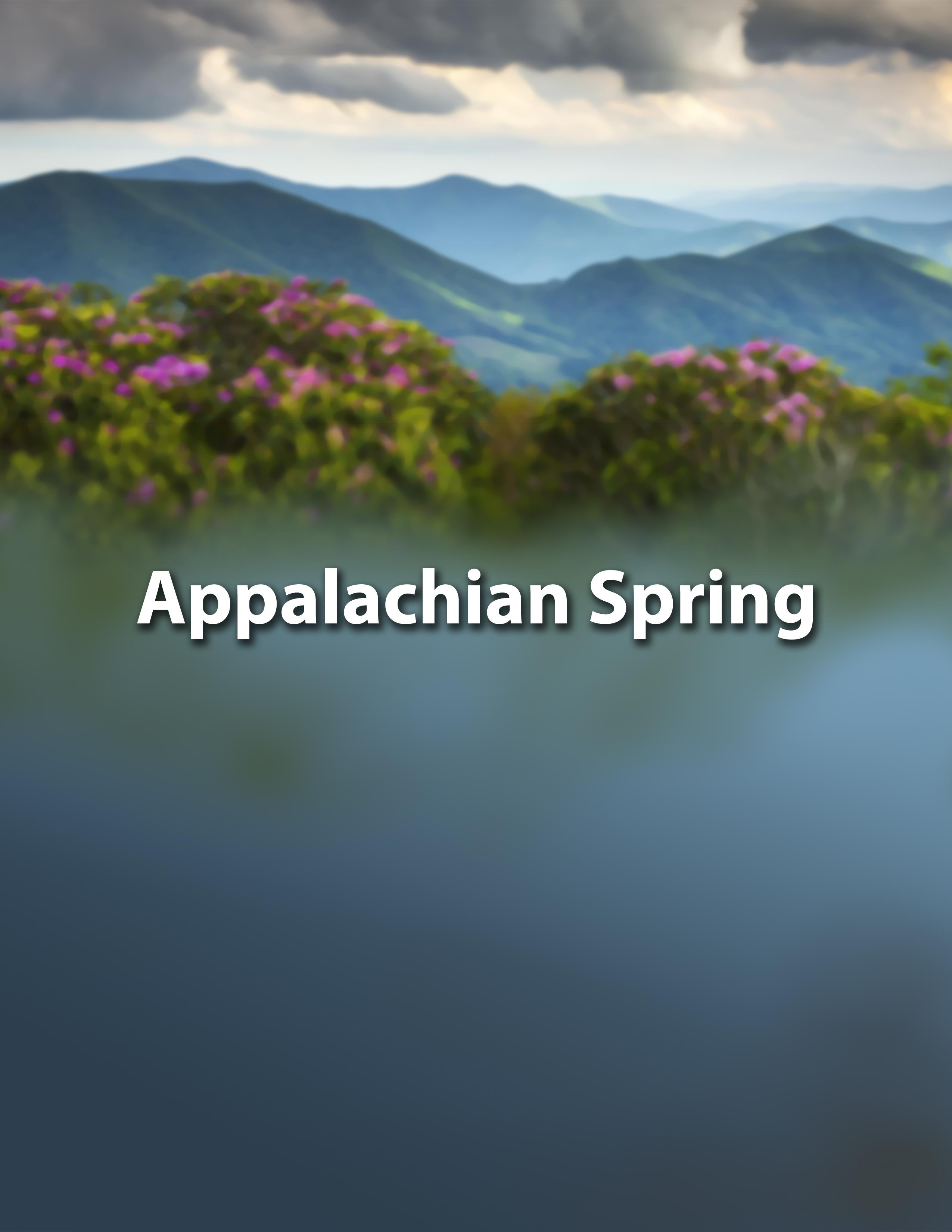 copland appalachian spring score pdf
