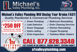 Plumbers in North Hollywood