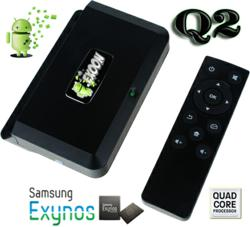 Exoon XBMC Q2 Android Media Player With All AddOn's Installed