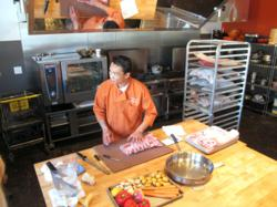 Kitchen on Fire Intermediate Series Cooking Classes