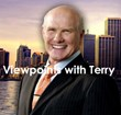 Viewpoints Industry TV Show Host Terry Bradshaw