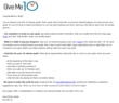 Give Me 10: email reminder for time management and goal setting