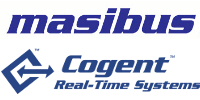 Logos of Masibus and Cogent