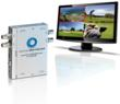 Matrox MicroQuad Four-Channel SDI-to-HDMI Multiviewer