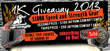 Jafrum Announces Massive Speed and Strength Giveaway