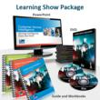 DVDs, PowerPoint, Workbooks