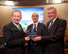 Clarenco Kinnettles Castle VisitScotland Award