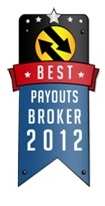 Best Payout Broker 2012