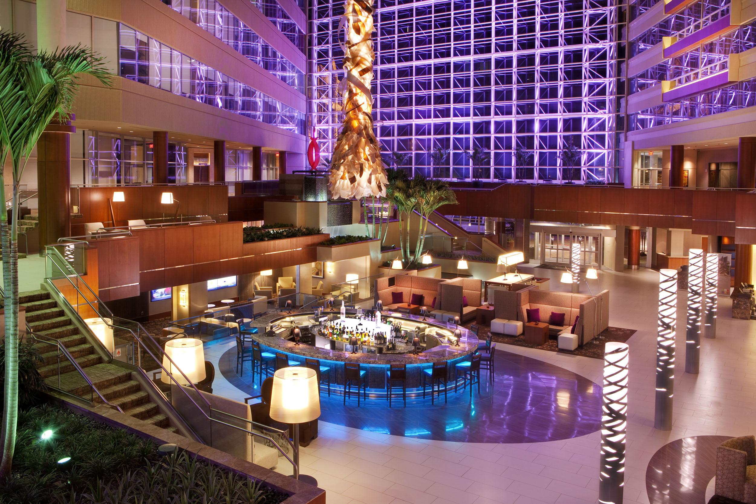 Jhm Hotels Completes Hyatt Regency Greenville Multimillion Dollar Renovation Project