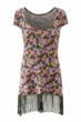 Freya Lingerie - Firefly Fringed T-shirt dress