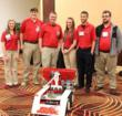 Jacksonville State University ATMAE Robotics Team