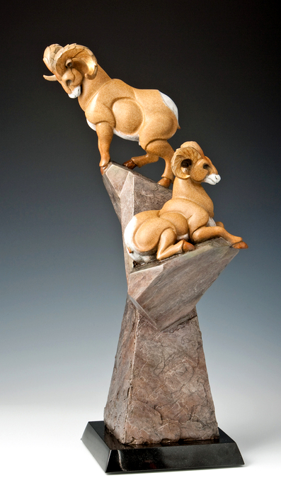 Award Winning Arizona Fine Art Expo Sculptor Jason Napier