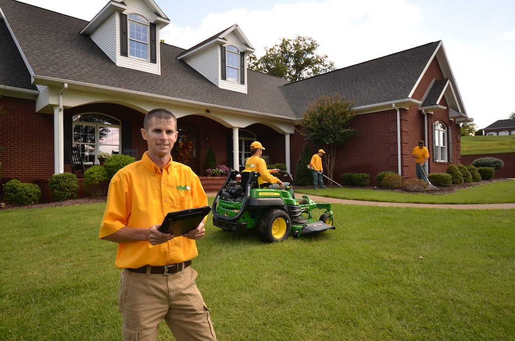 The Grounds Guys 174 Franchise Expands With Addition Of 20