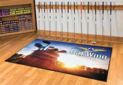 Classic Impressions HD Logo Mats Feature Photo-Quality Images on Carpet Matting - photo